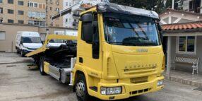 Iveco Eurocargo 120EL22 carro attrezzi