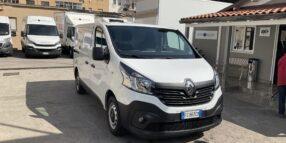 Renault Trafic 120 dci LH1