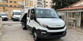 Iveco Daily 35C15 doppia cabina bar-T ribaltabile