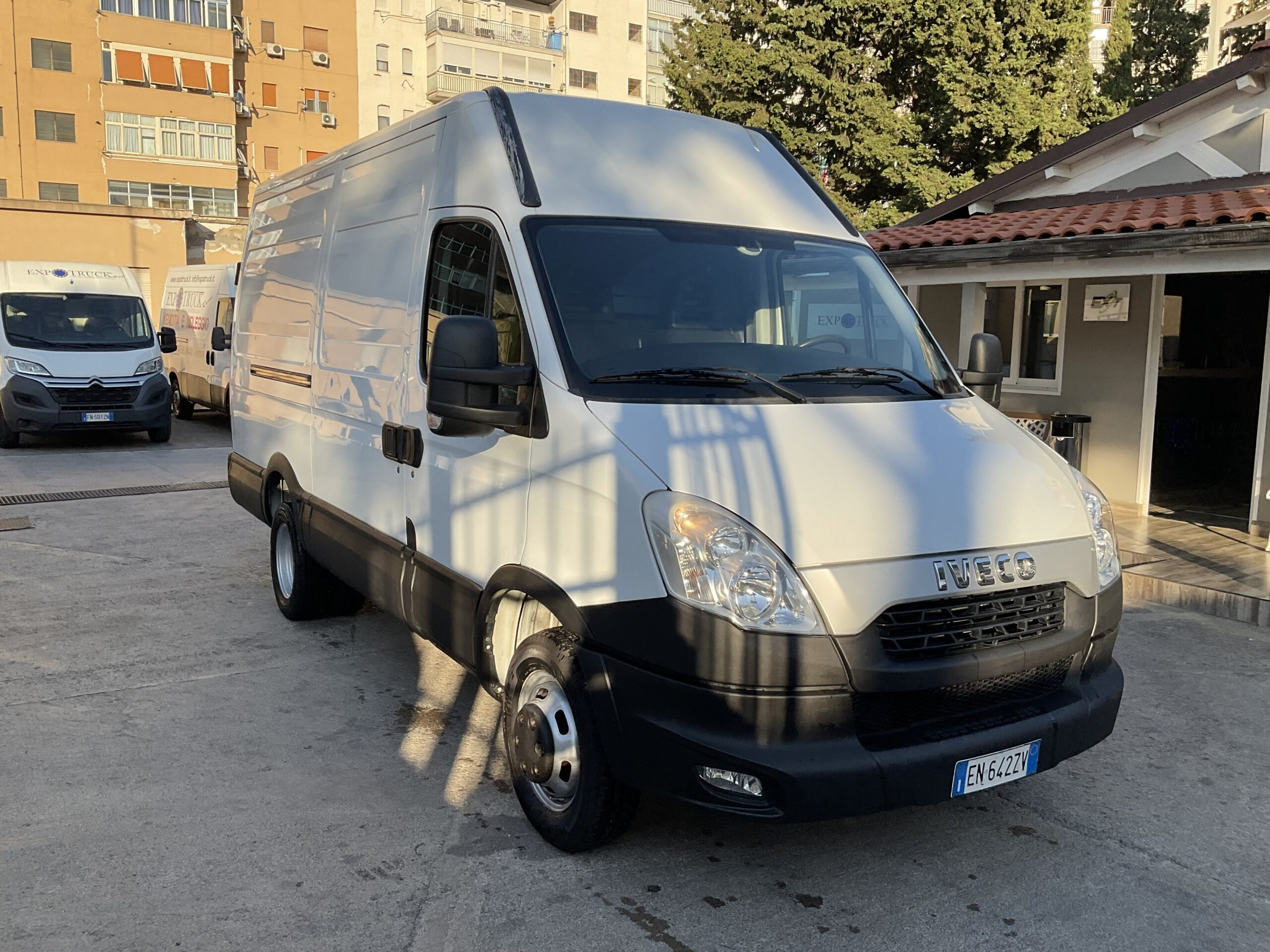 Iveco Daily 35C15 LH2